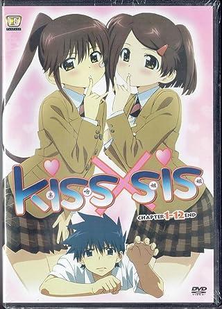 kiss x sis anime