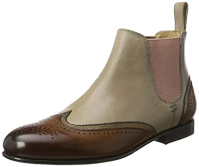 sports shoes 97717 8068b MELVIN & HAMILTON MH HAND MADE SHOES OF CLASS Sally 19 Damen Chelsea Boots
