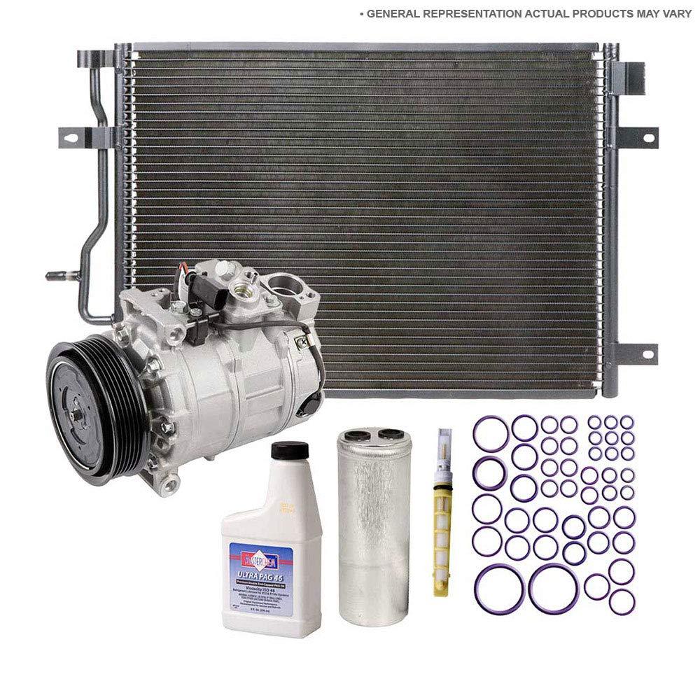 BuyAutoParts 60-89487CK New For Honda Accord 2.3L 1998-2002 A//C Kit w//AC Compressor Condenser /& Drier