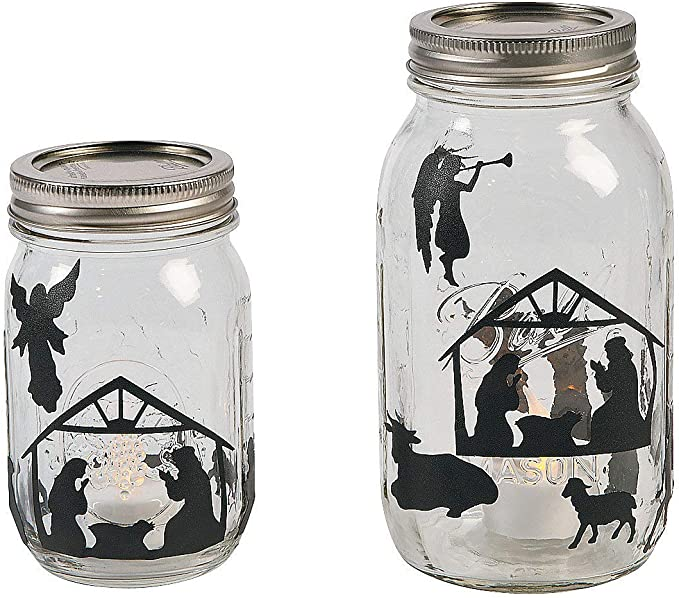 Piggy Bank Decal Money Jar Decal Christmas Fund Jar Decal Jar decal Christmas Decal