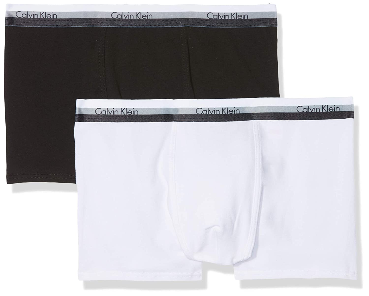 Calvin Klein Boy's Boxer Shorts Pack of 2