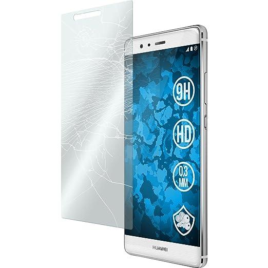 50 opinioni per 2 x Huawei P9 Pellicola Protettiva Vetro Temperato chiaro- PhoneNatic Pellicole