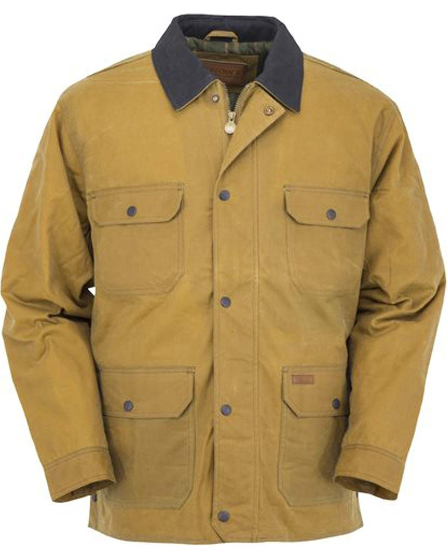 Outback Trading Gidley Jacket Medium Field Tan