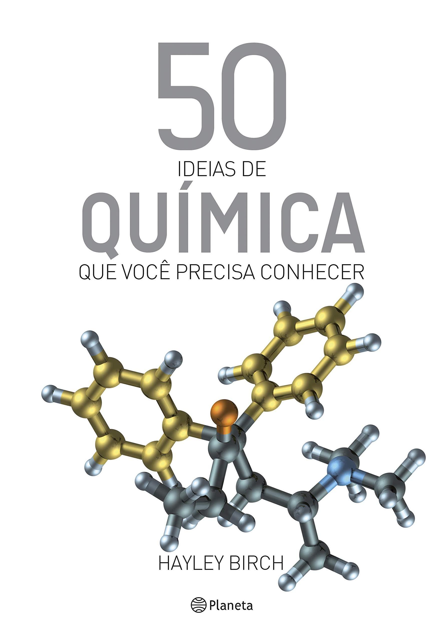 50 ideias de química que você precisa conhecer: Amazon.es ...