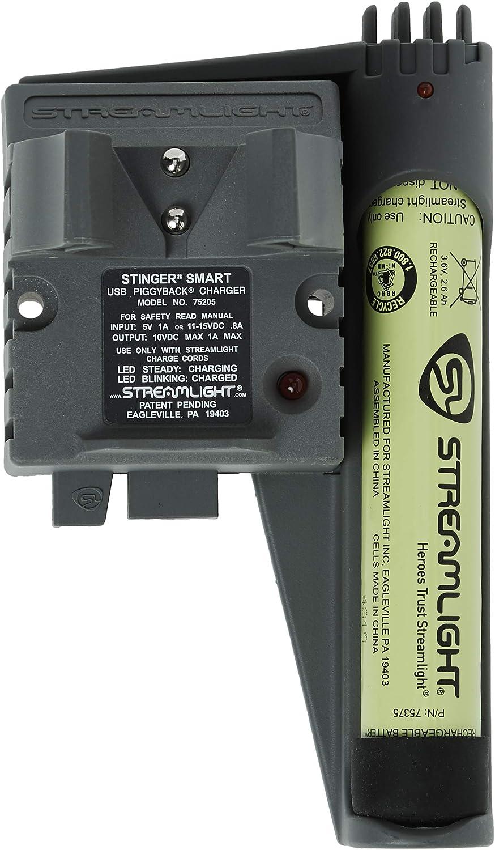 Streamlight 75205 PiggyBack Smart Charger