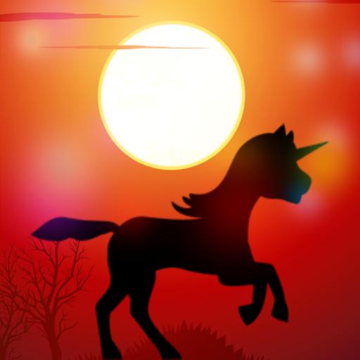 Unicorn Run - Horse Frolic