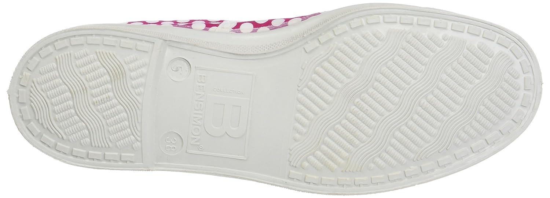afc19a32e7e1a2 Bensimon Tennis Lacet Colorspots, Baskets Femme: Amazon.fr: Chaussures et  Sacs