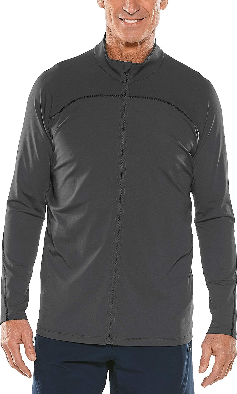 Coolibar UPF 50+ Men's Menorca Long Sleeve Water Jacket - Sun Protective