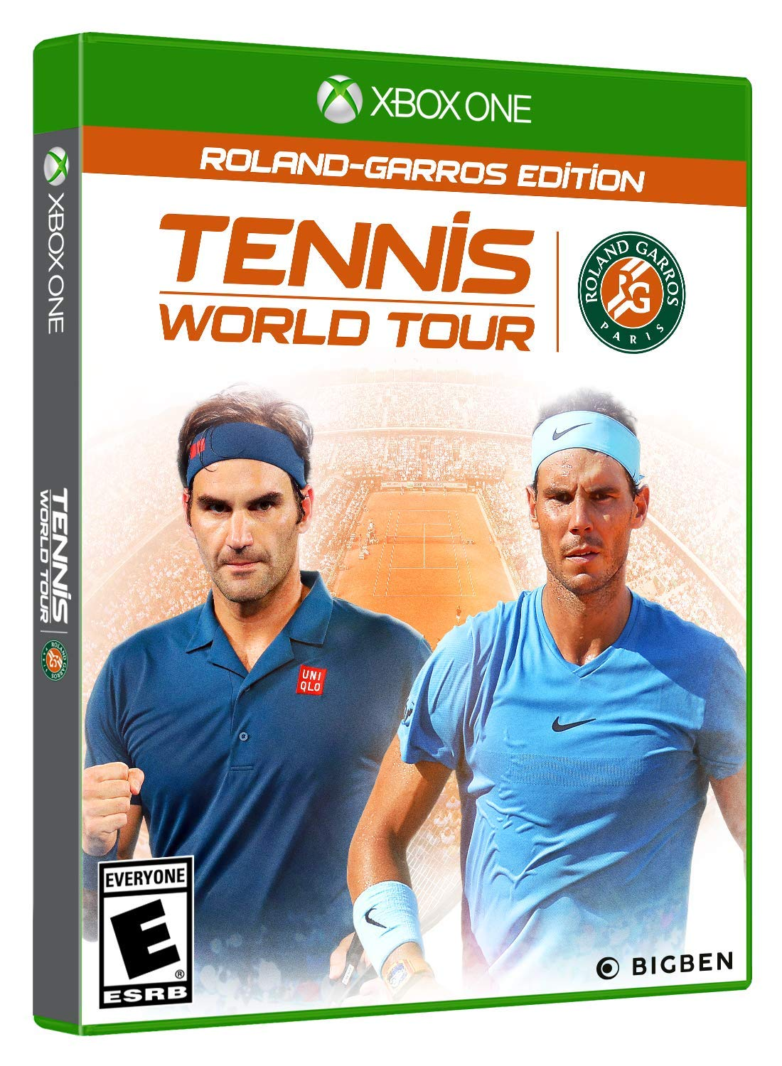 Tennis World Tour Roland-Garros Edition (XB1) - Xbox One