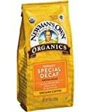 Newman's Own Organics Organic Coffee Newman's Special Decaf SWP 10 oz. Ground (Pack of 2)