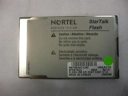 Amazon.com: Nortel-Norstar NT5B78DU Software Card: Electronics