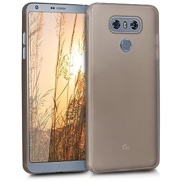 kwmobile Funda para LG G6 - Carcasa [Ultra Delgada] para ...