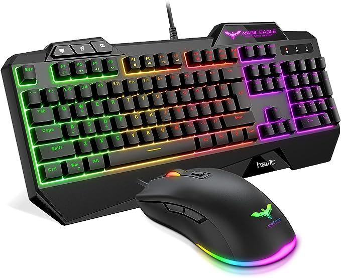 Havit Magic Eagle Keyboard and Mouse Combo