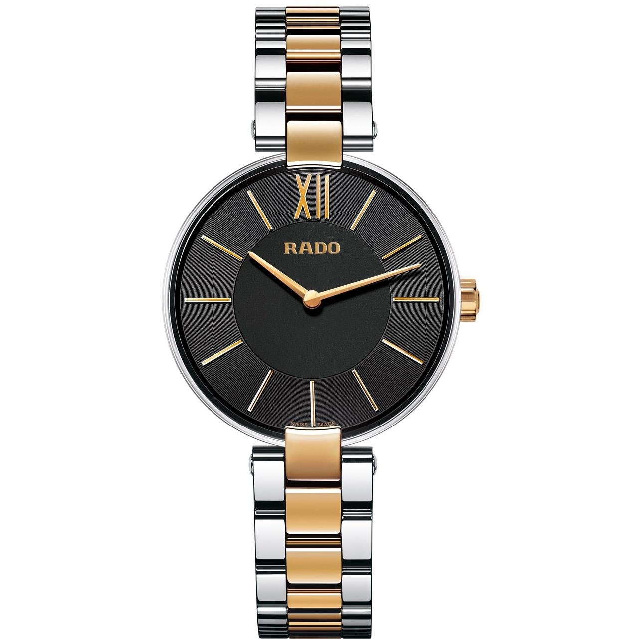 Rado Coupole Two-Tone Ladies Watch R22850163