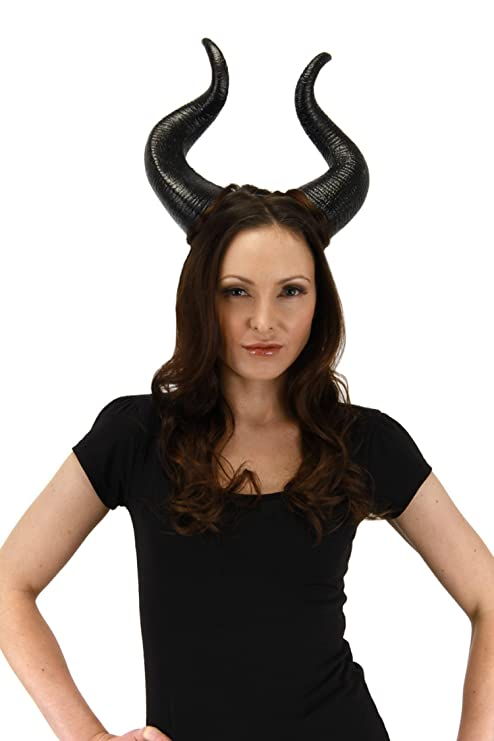 elope disney maleficent costume horns deluxe for adults and women
