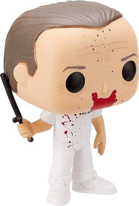 Hannibal Lecter Pop 10cm Figurine Le silence des Agneaux