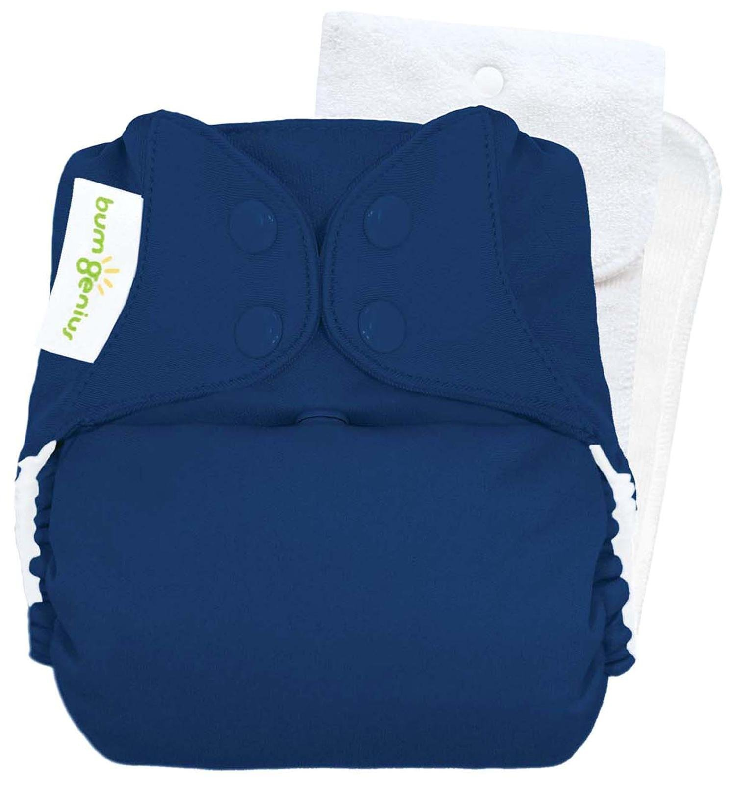 bumGenius Original One-Size Pocket-Style Cloth Diaper 5.0 (Stellar)