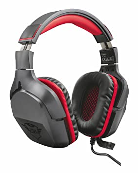 Trust Gaming GXT 344 Creon - Auriculares Gaming para PC, PS4 y Xbox con micrófono