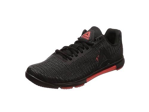Reebok Men s Speed Tr Flexweave Fitness Shoes Blue  Amazon.co.uk ... 965c48fbf053