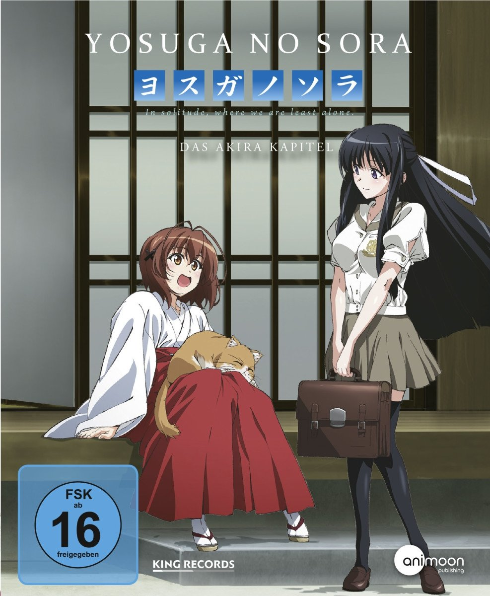 Yosuga no Sora - Vol.2 - Das Akira Kapitel - Mediabook Limited ...