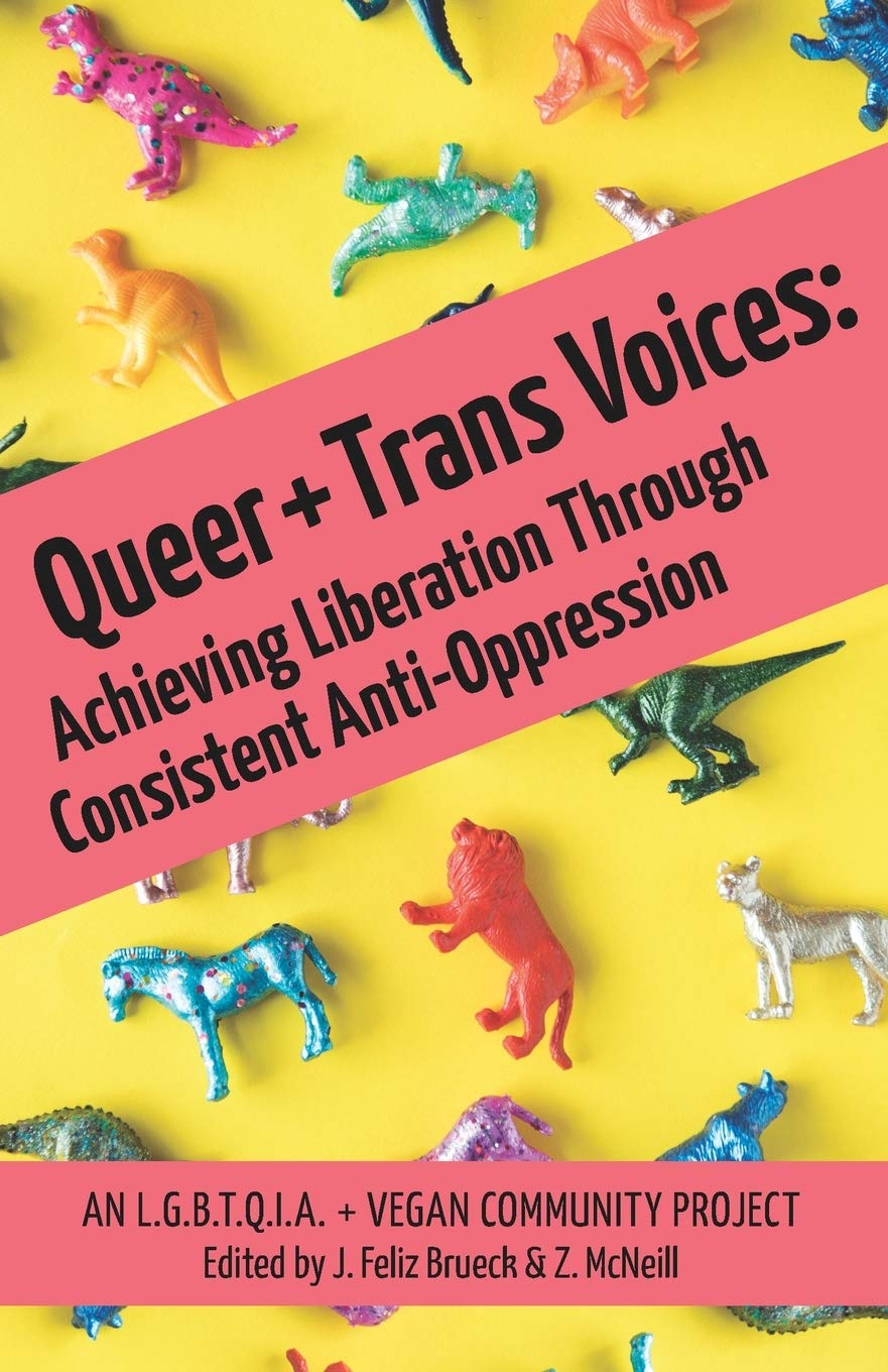 Queer and Trans Voices: Achieving Liberation Through Consistent Anti- Oppression book cover