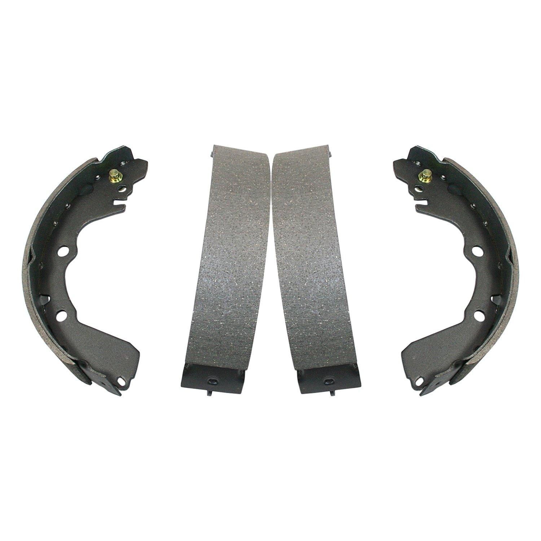 DuraGo BS658 Bonded Brake Shoe Dura International