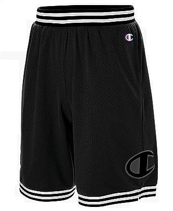 f3f90324acce Amazon.com  Champion LIFE Men s Rec Mesh Shorts  Clothing