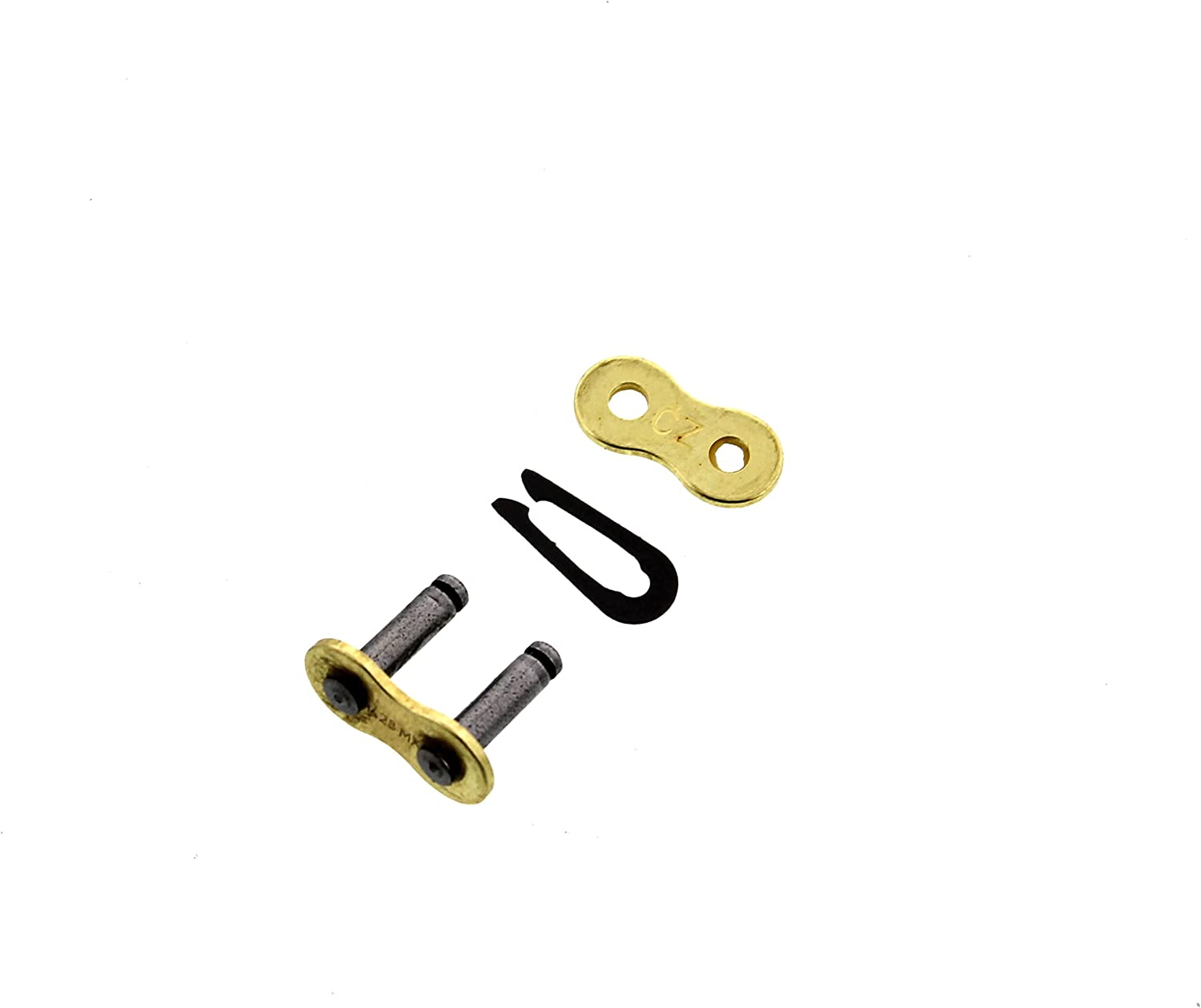 CZ MXG Non O-Ring Chain 428-MXG Masterlinks pack of 2