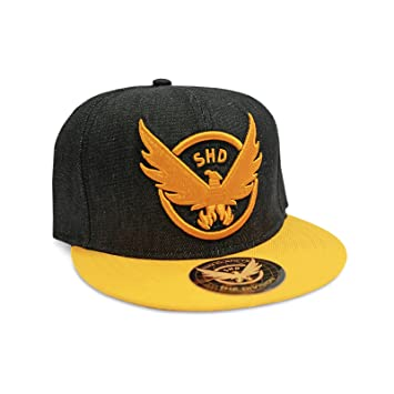 eadd1f52073 Tom Clancy's The Division - SHD Eagle Snapback Cap: Amazon.co.uk ...
