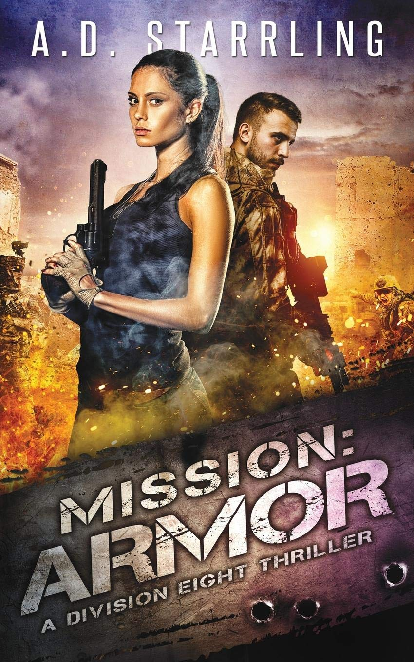 Mission: Armor (A Division Eight Thriller) ebook