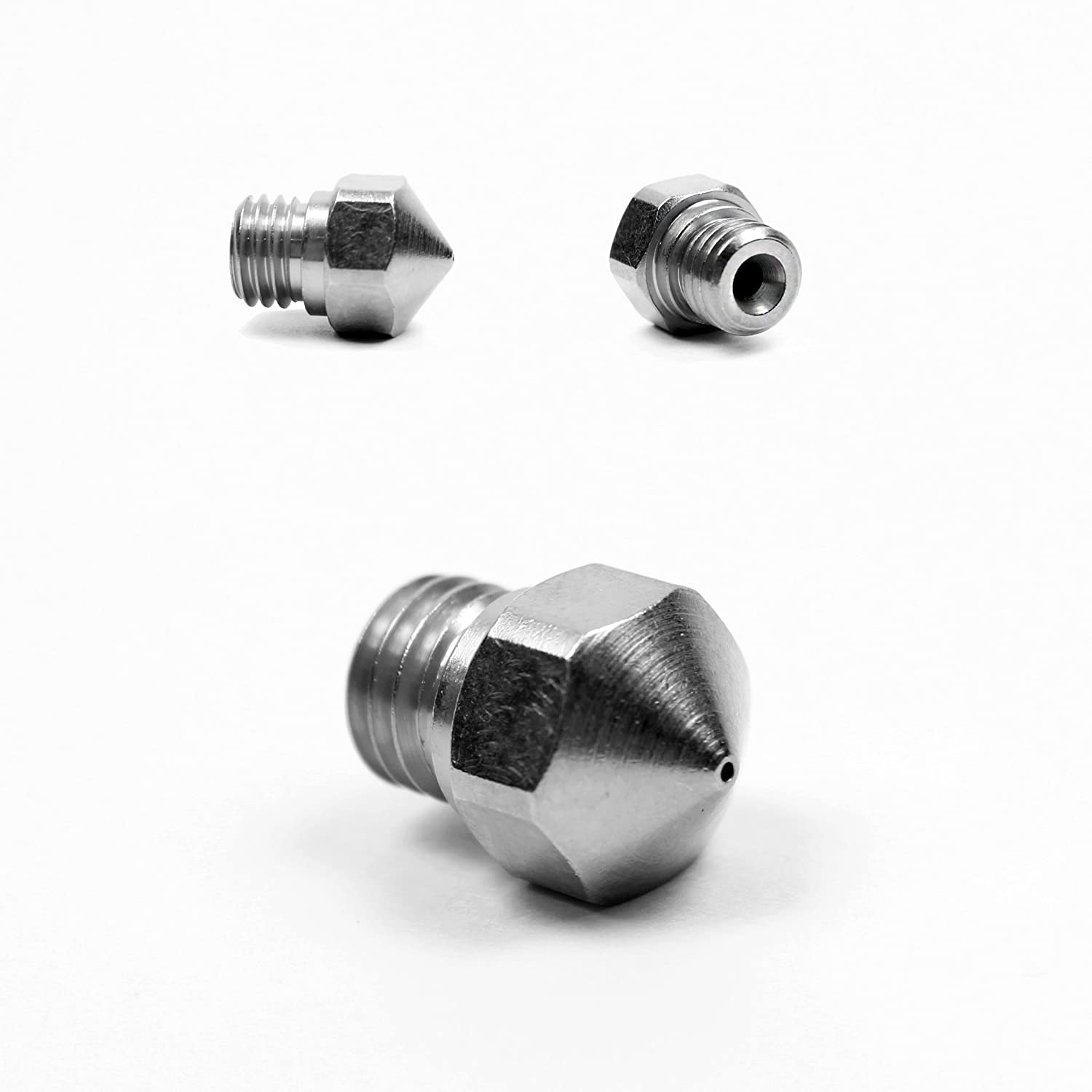 .8mm Nozzle for Micro Swiss MK10 All Metal Hotend Upgrade Kit
