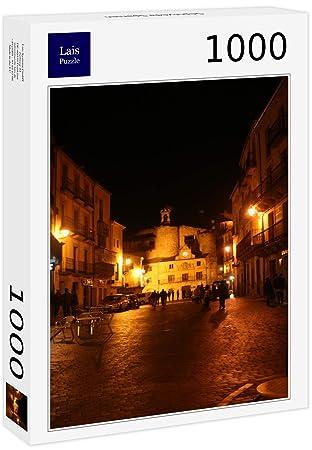 Lais Puzzle Sepulveda España 1000 Piezas: Amazon.es: Juguetes y juegos