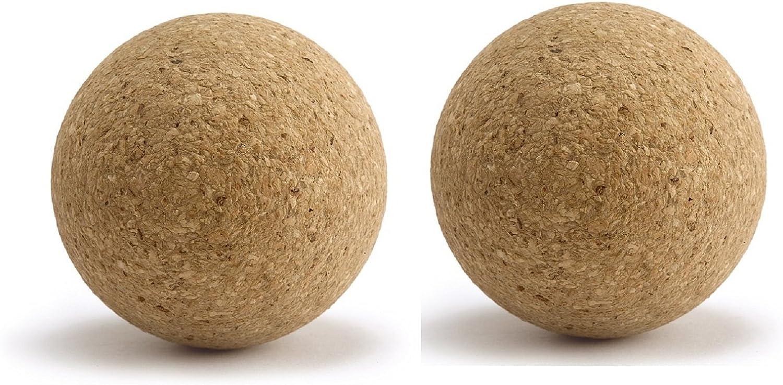 Bonzini 2 Bolas de Corcho para futbolín Peso 20 G: Amazon.es: Deportes y aire libre