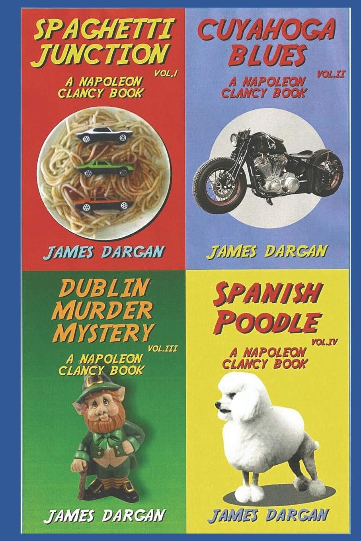Spaghetti Junction: A Napoleon Clancy Book, Volume 1