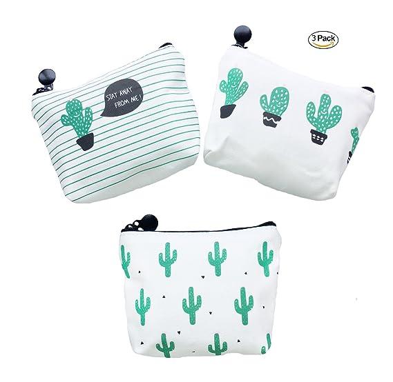 Amazon.com: iToolai - Bolsas de lona para monedas, tamaño ...