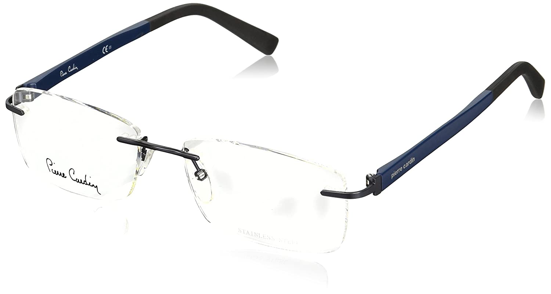 Pierre Cardin P.C. 6830 WT2 56 Gafas de Sol, Azul (Matt Blue ...
