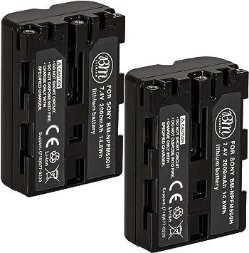 CARGADOR f Sony Alpha DSLR-a500 a550 a850 Batería