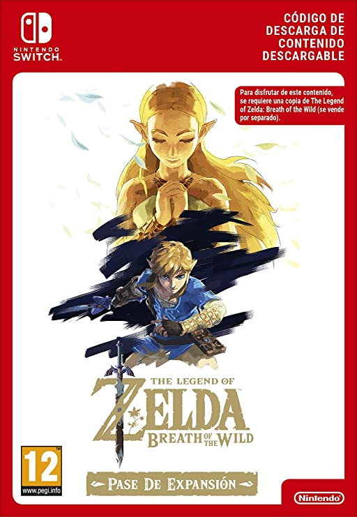 Zelda: Breath of the Wild Expansion Pass DLC | Nintendo Switch ...
