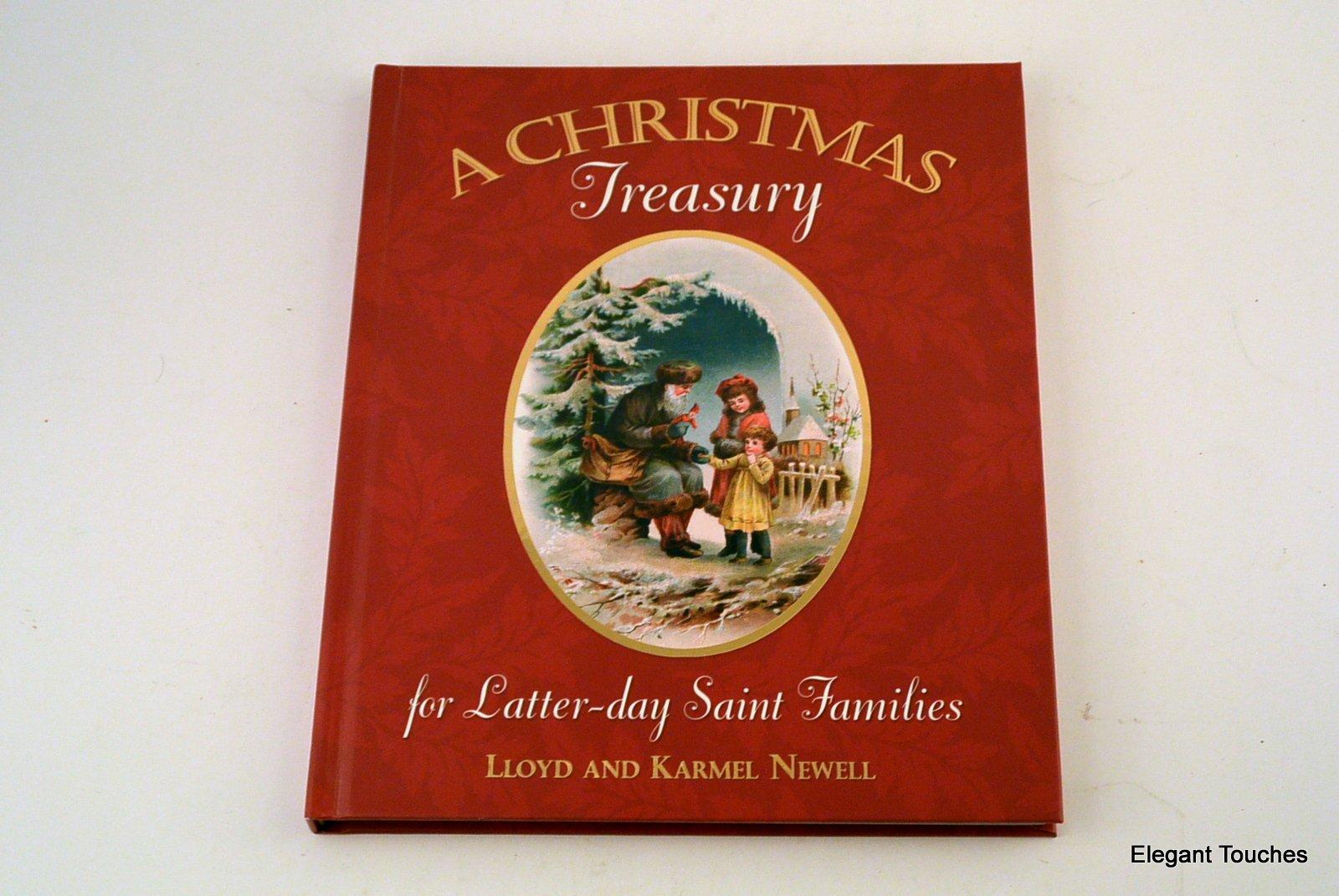 Download A Christmas Treasury for Latter-day Saint Families pdf epub