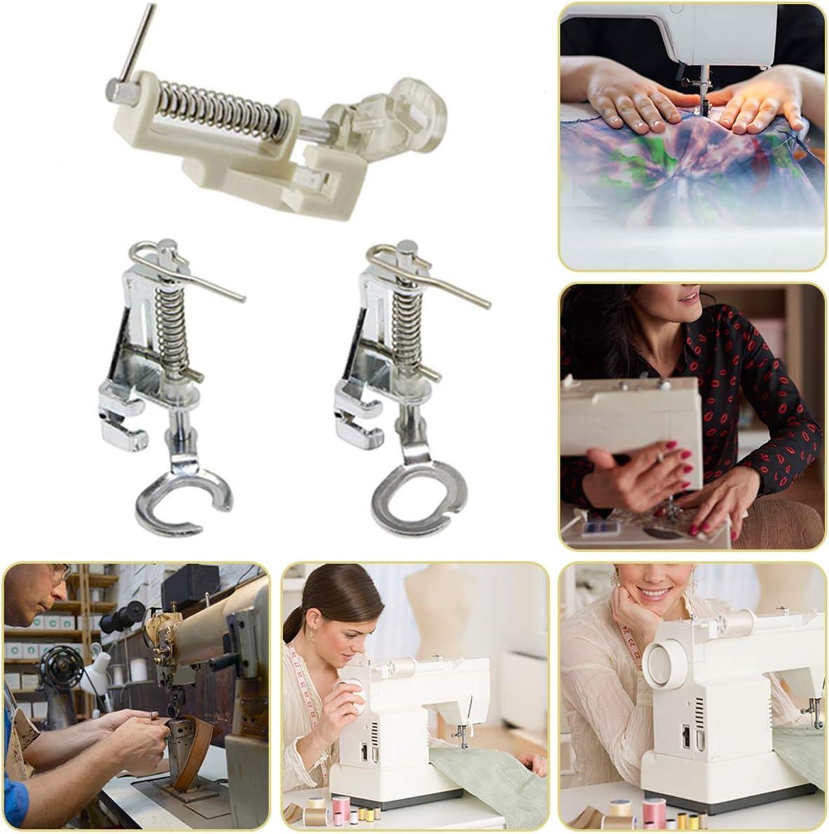Prensatelas para máquina de coser de metal de 3piezas para todos ...