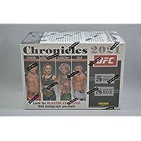 $54 » 2021 Panini Chronicles UFC BLASTER box (40 cards/bx)
