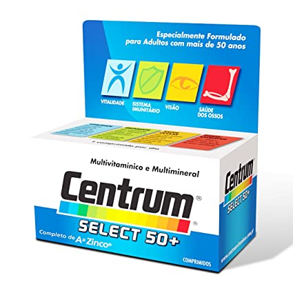 Centrum Select 50+ 90 Tablets