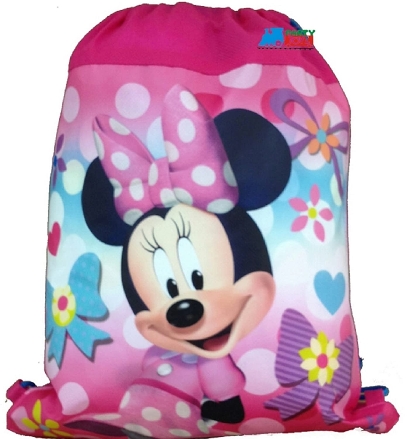 New Minnie Bowtique Non Woven Sling Bag with Hangtag by Disney by Disney   B00FADNKVS