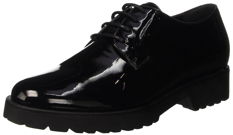 Docksteps New New Sofia, Chaussures à Lacets Sofia, à Femme Noir - Noir 8513feb - boatplans.space