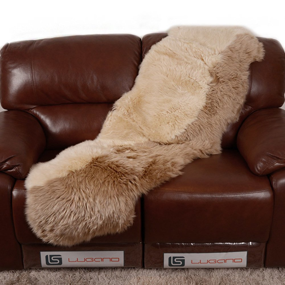 Bedroom bay window cushion,Sofa cushioning Keep warm Non slip Carpet Indoor chair pads Cozy-B 55x180cm(22x71inch)