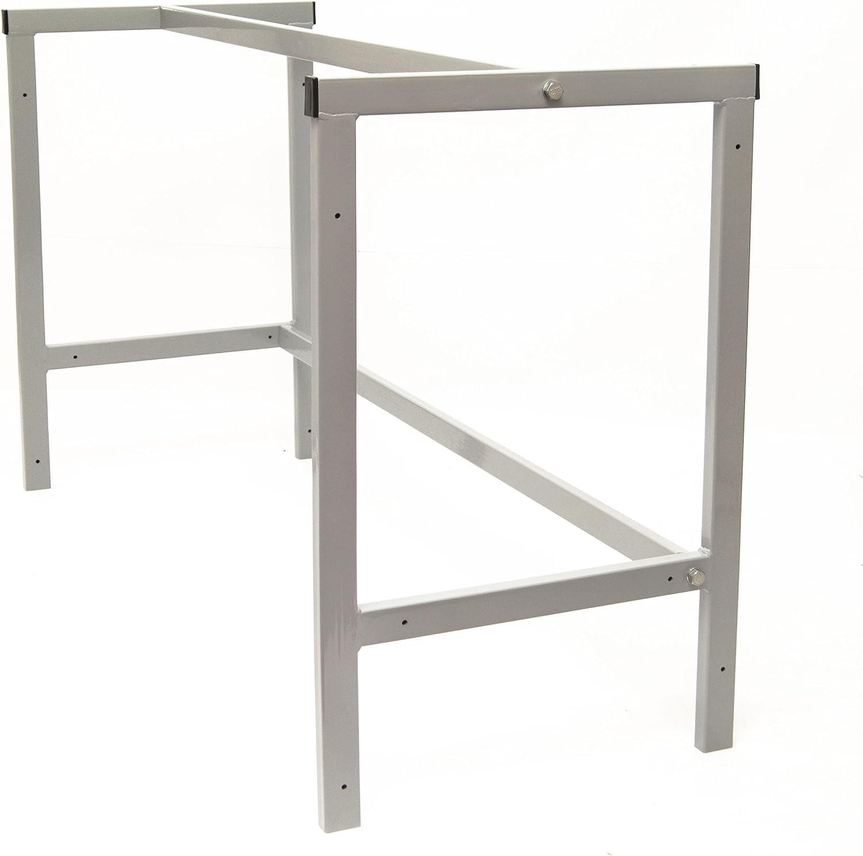 Mesa de trabajo Mesa Taller de Mesa Mesa estructura Pack mesa 110 ...