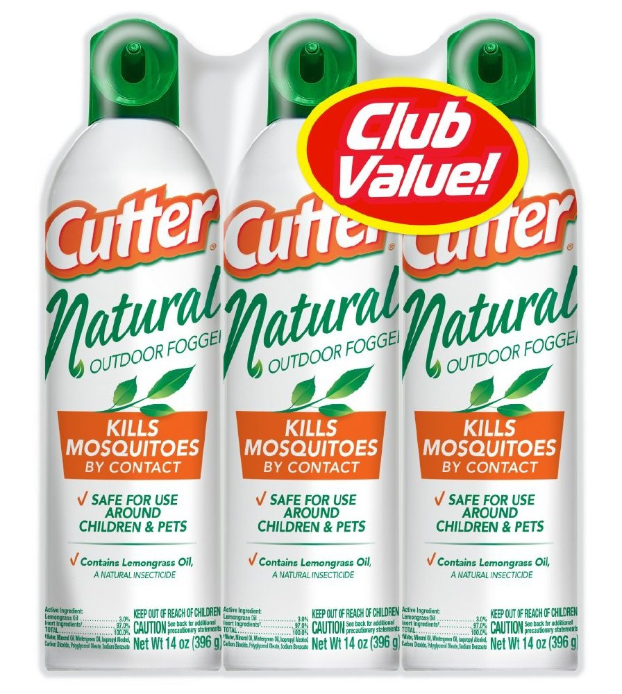 amazon com cutter natural outdoor fogger hg 95916 pack of 12