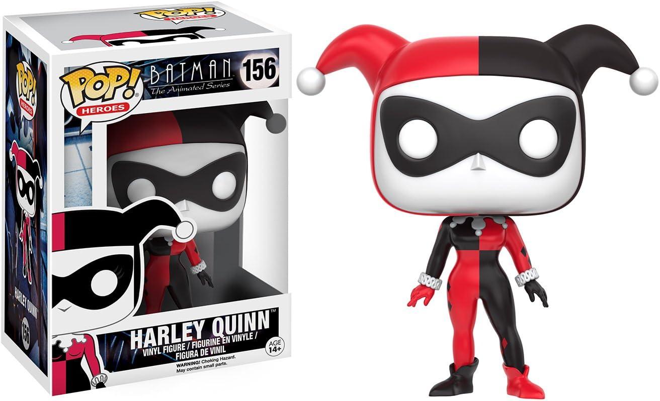 DC Comics-HARLEY QUINN come Robin Funko Pop
