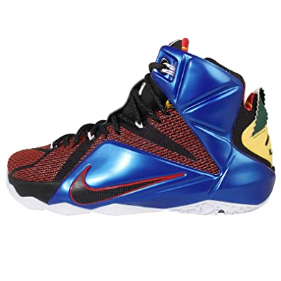 reputable site 467c9 3a3f4 Nike Men's Lebron XII SE EP, What The Lebron-MULTI-COLOR ...