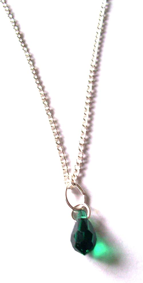 English Gems MAI Pierre de Naissance: Emerald Swarovski Elements ...